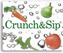 Crunch and sip picture